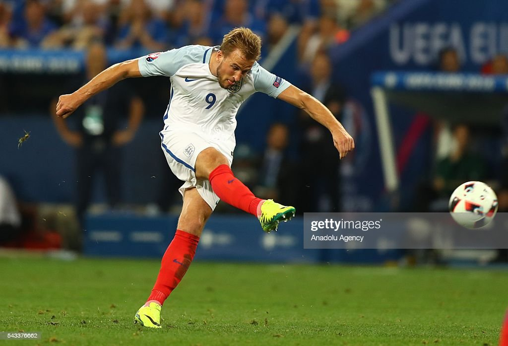 Iceland v England - Euro 2016 : News Photo
