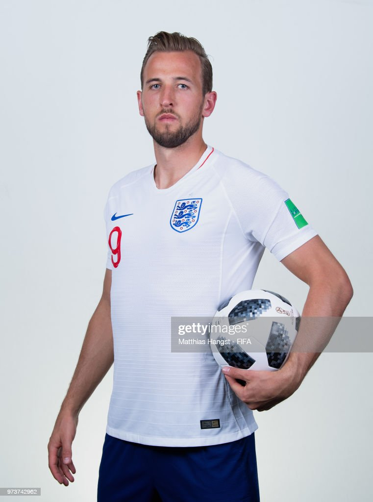 England Portraits - 2018 FIFA World Cup Russia