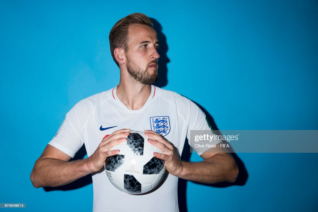 England Portraits - 2018 FIFA World Cup Russia : News Photo