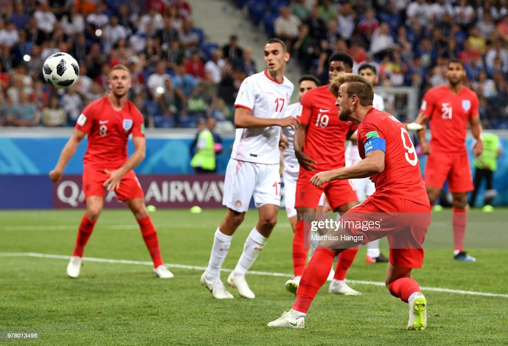 Harry Kane's Game-Winning Goal for England — From Every Angle