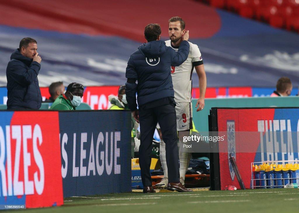England v Iceland - UEFA Nations League : News Photo