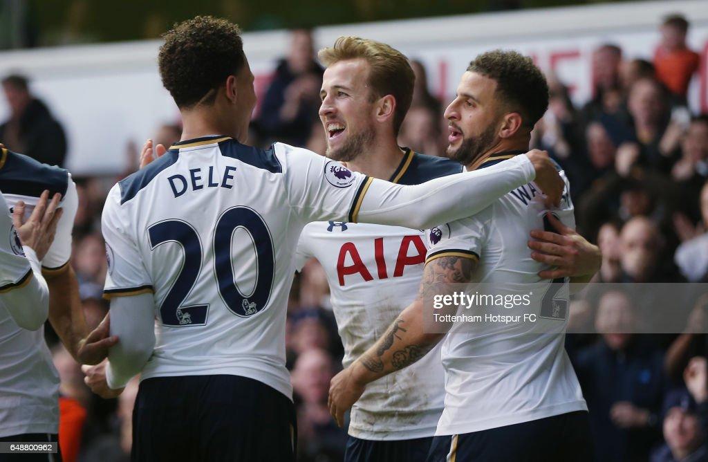Tottenham Hotspur v Everton - Premier League : Foto di attualità