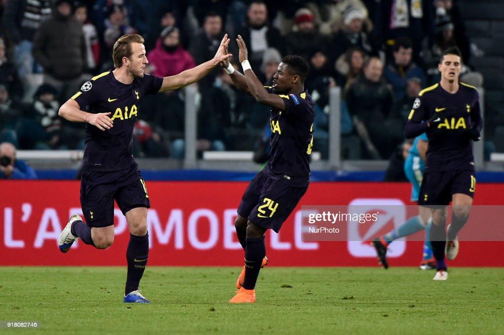 Juventus v Tottenham - UEFA Champions League : News Photo