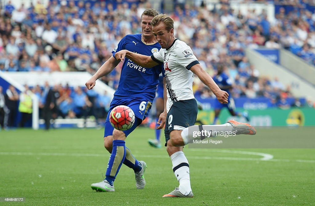Leicester City v Tottenham Hotspur - Premier League : News Photo