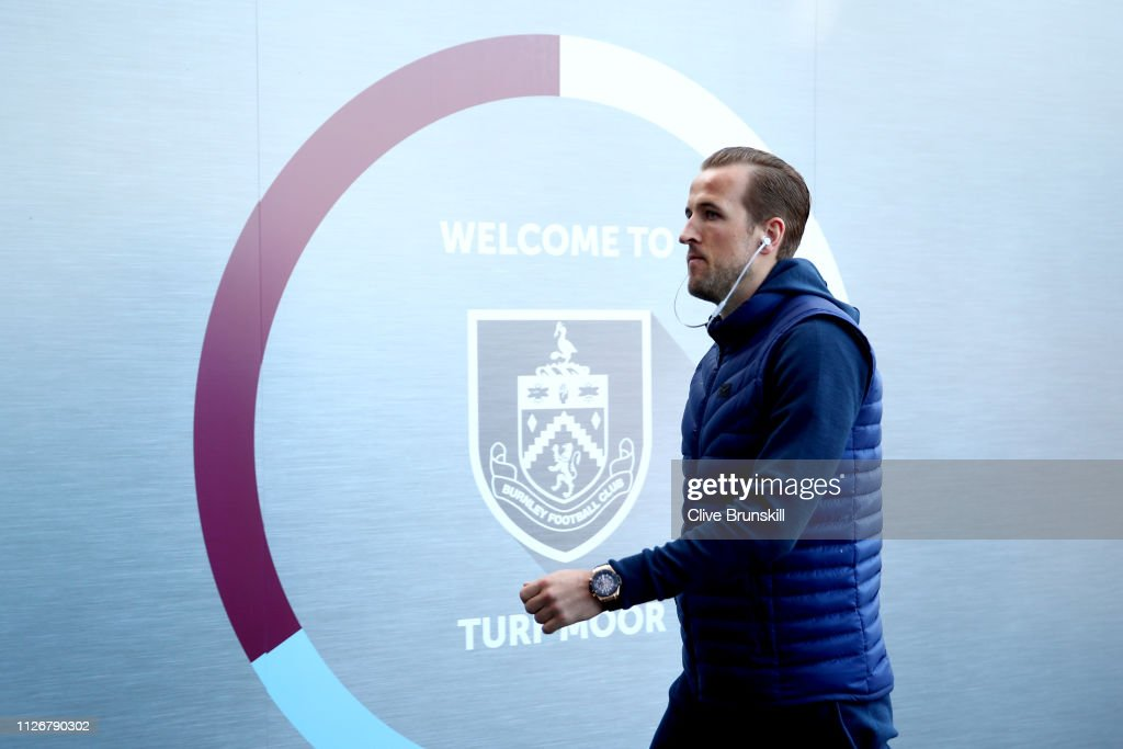 GBR: Burnley FC v Tottenham Hotspur - Premier League