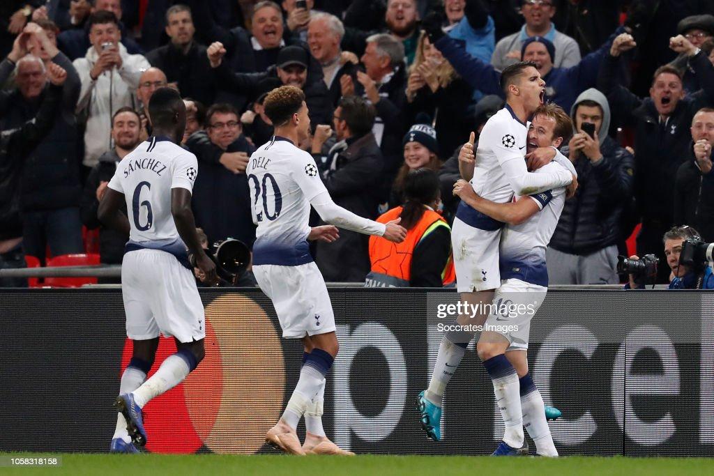 Tottenham Hotspur v PSV - UEFA Champions League : News Photo