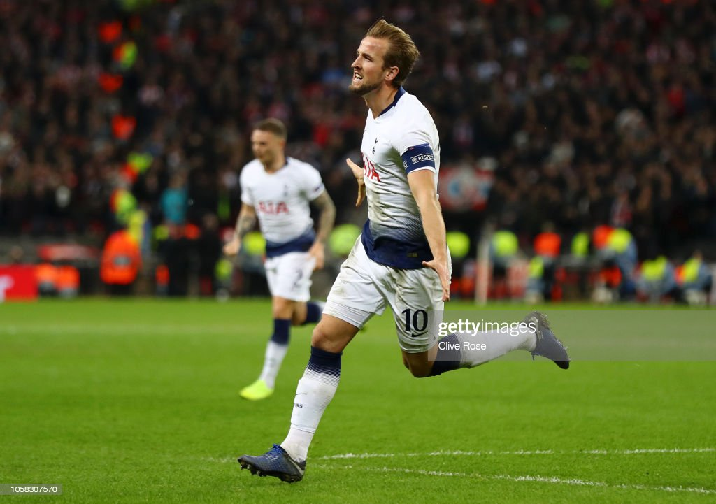 Tottenham Hotspur v PSV - UEFA Champions League Group B : News Photo