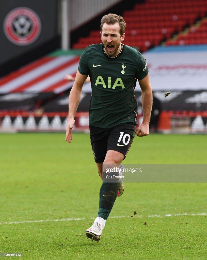 Sheffield United v Tottenham Hotspur - Premier League : ニュース写真