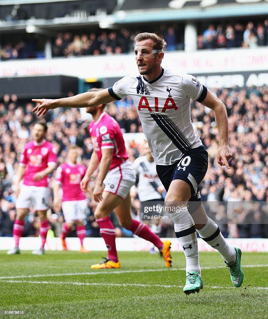 Tottenham Hotspur v A.F.C. Bournemouth - Premier League : News Photo