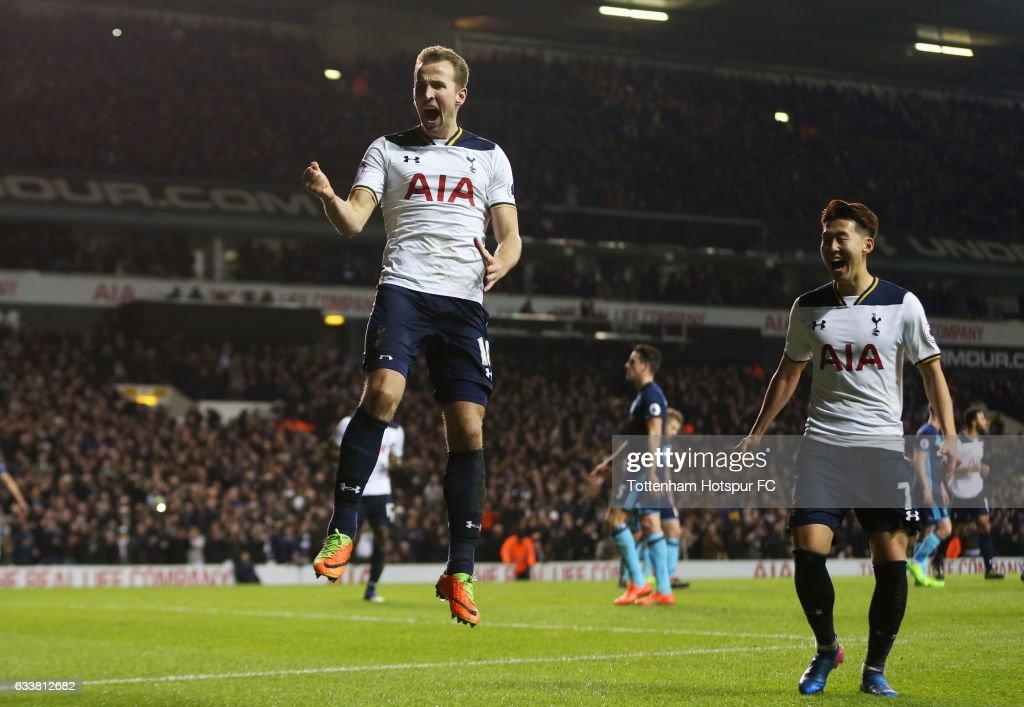 Tottenham Hotspur v Middlesbrough - Premier League : News Photo