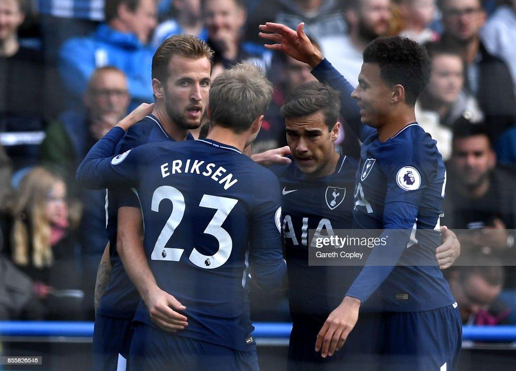 Huddersfield Town v Tottenham Hotspur - Premier League : News Photo