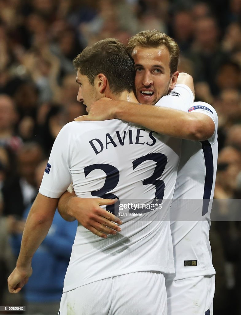 Tottenham Hotspur v Borussia Dortmund - UEFA Champions League : News Photo