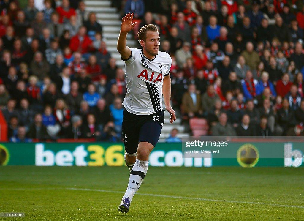 A.F.C. Bournemouth v Tottenham Hotspur - Premier League : News Photo
