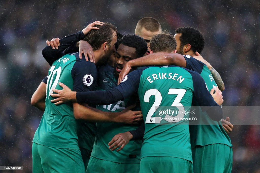 Brighton & Hove Albion v Tottenham Hotspur - Premier League : News Photo