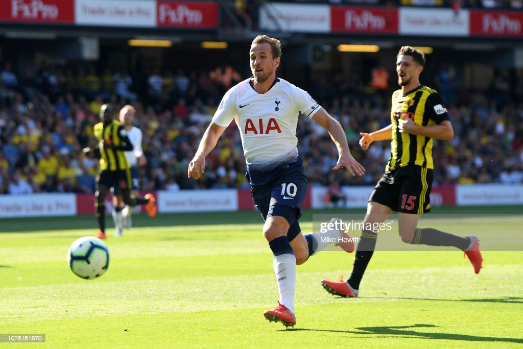 Watford FC v Tottenham Hotspur - Premier League : ニュース写真