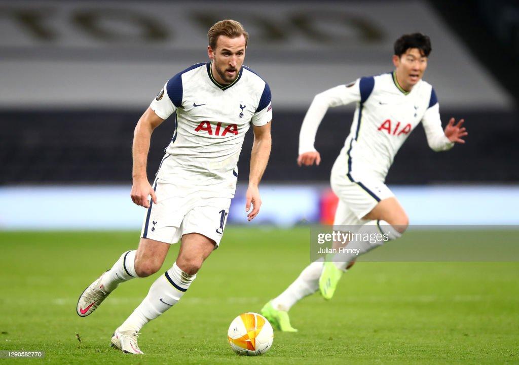 Tottenham Hotspur v Royal Antwerp: Group J - UEFA Europa League : News Photo