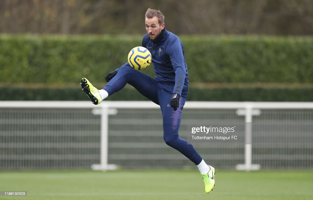 Tottenham Hotspur Training and Press Conference : Foto jornalística