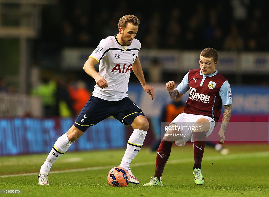 Burnley v Tottenham Hotspur - FA Cup Third Round : News Photo