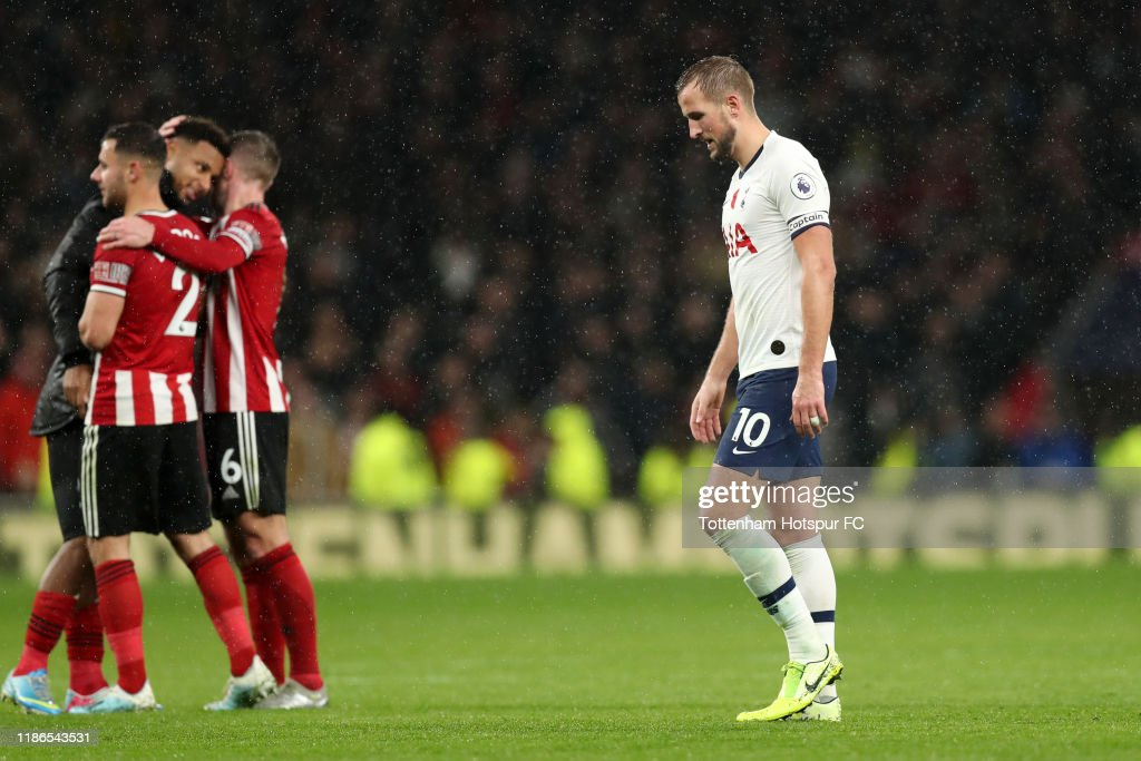 Tottenham Hotspur v Sheffield United - Premier League : News Photo