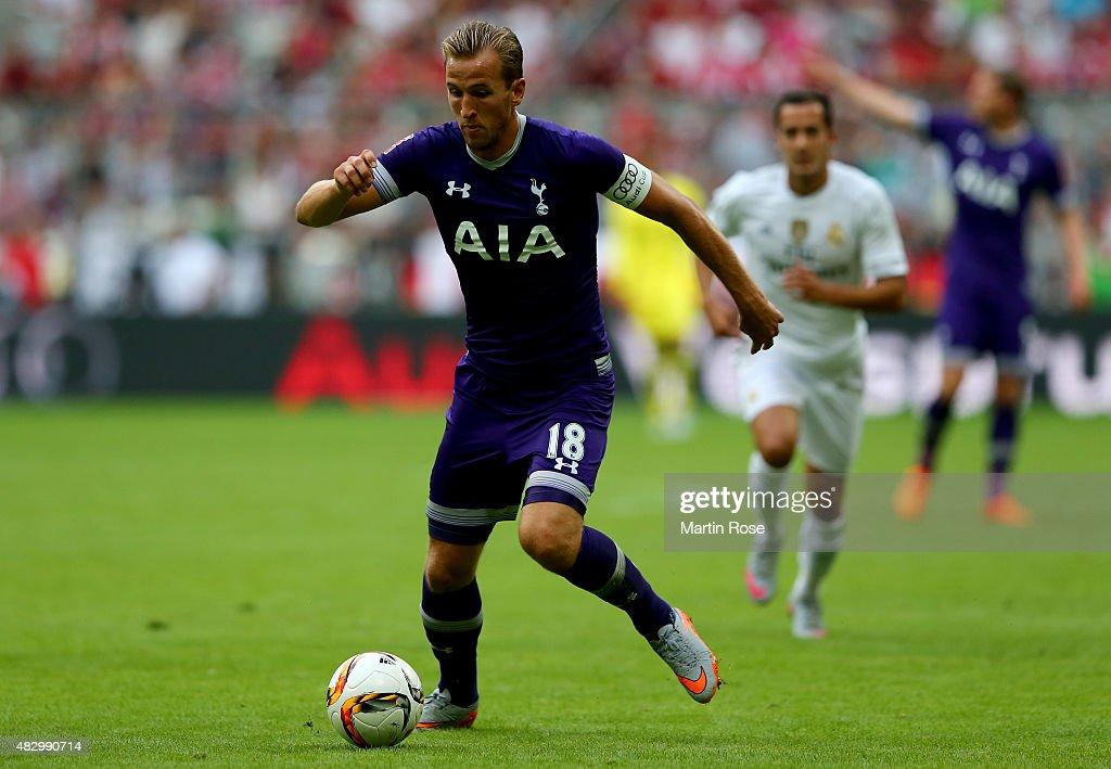 Real Madrid v Tottenham Hotspur - Audi Cup 2015 : News Photo