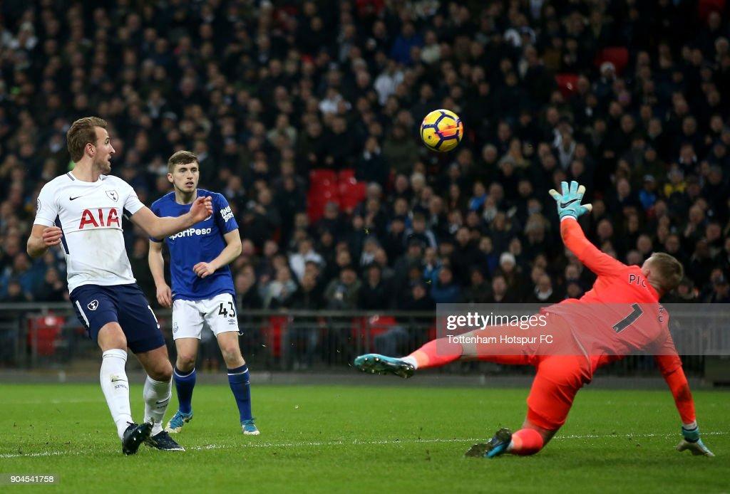 Tottenham Hotspur v Everton - Premier League