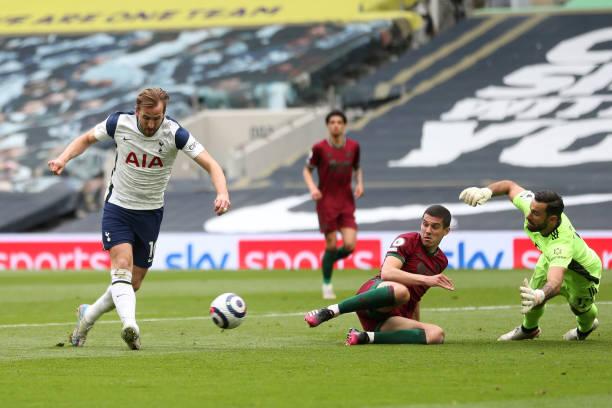 GBR: Tottenham Hotspur v Wolverhampton Wanderers - Premier League