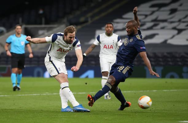 GBR: Tottenham Hotspur v Dinamo Zagreb - UEFA Europa League Round Of 16 Leg One