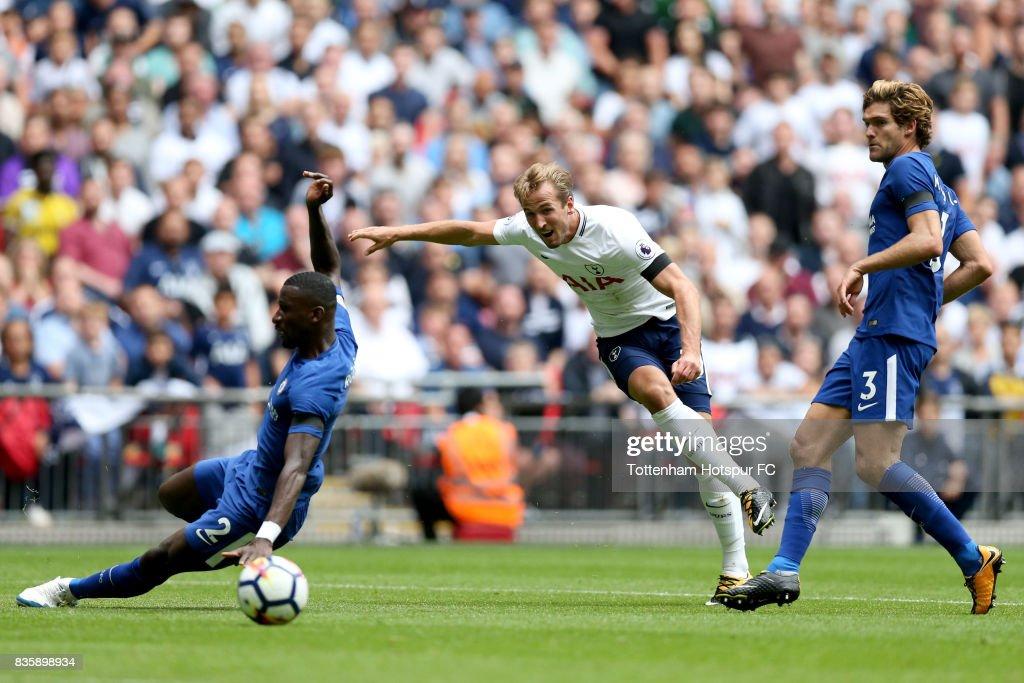 Tottenham Hotspur v Chelsea - Premier League : Foto di attualità