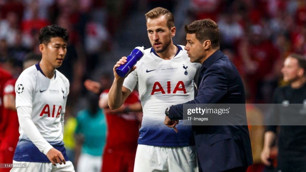 Tottenham Hotspur v Liverpool - UEFA Champions League Final : Fotografía de noticias