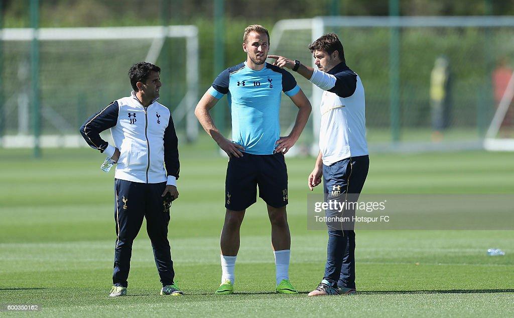 Tottenham Hotspur Training Session : News Photo