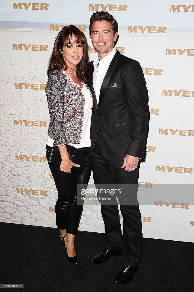 Myer Spring/Summer 2014 Collections Launch - Arrivals