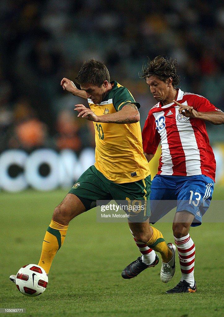 Australia v Paraguay