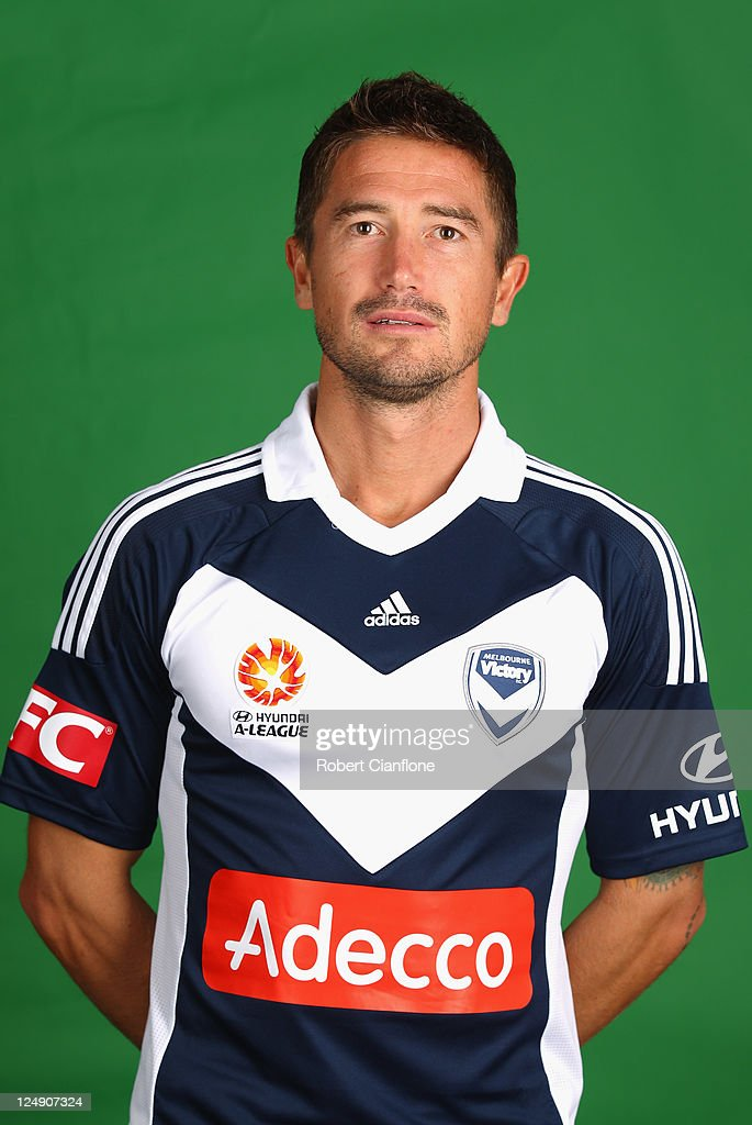 Melbourne Victory Headshots