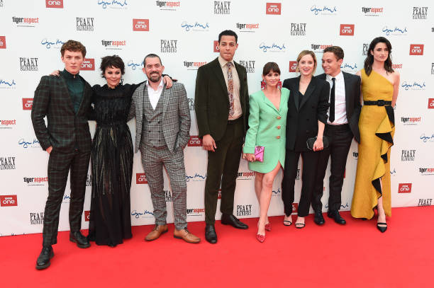 "GBR: ""Peaky Blinders"" Series 5 Premiere - Red Carpet Arrivals"