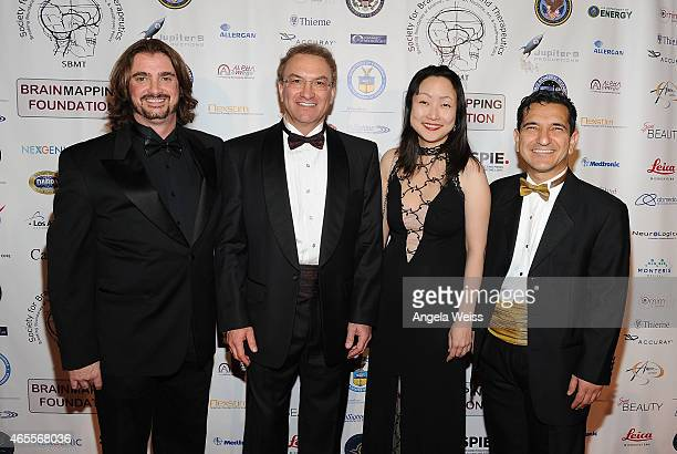 Harry Kloor Member of the Gala CommitteeChemist and Physicist Dr Jeffrey Sutton Dr Vicky Yamamoto and Babak Kateb Chairman of the Board CEO and...