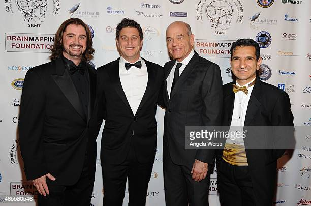 Harry Kloor Member of the Gala CommitteeChemist and Physicist Mathew Rhodes Robert Picardo and Babak Kateb Chairman of the Board CEO and Scientific...