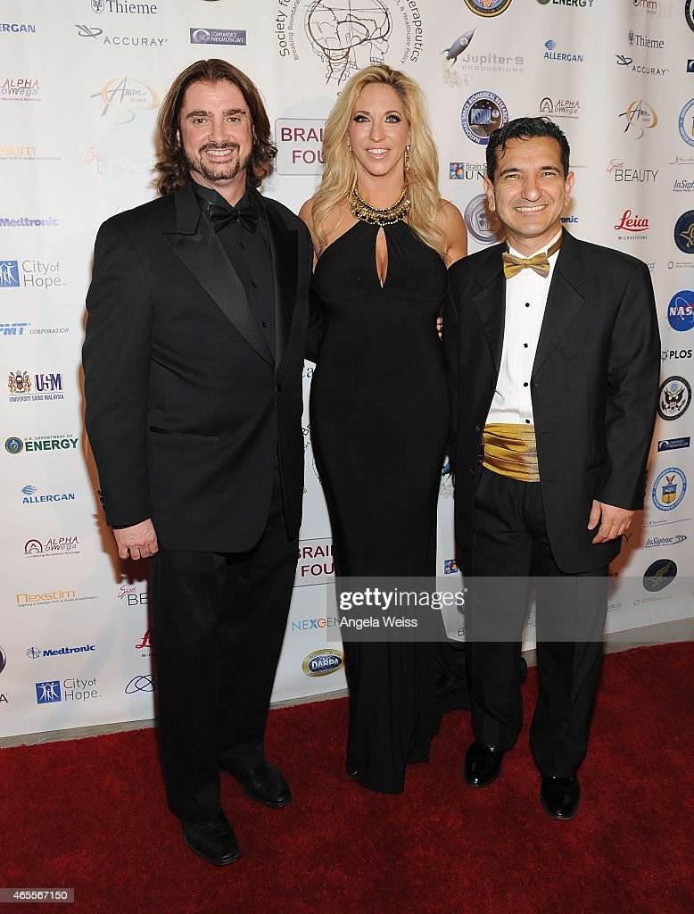 Society For Brain Mapping And Therapeutics (SMBT) 12th Annual World Congress Black Tie Gala - Red Carpet : News Photo