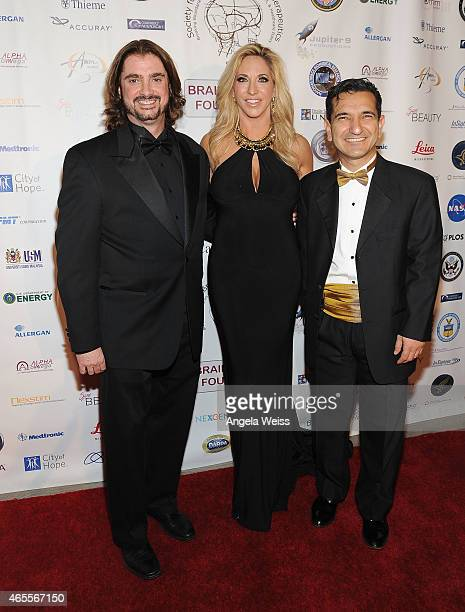 Harry Kloor Member of the Gala CommitteeChemist and Physicist Miss United Nation International 2014 Carla Gonzalez and Babak Kateb Chairman of the...