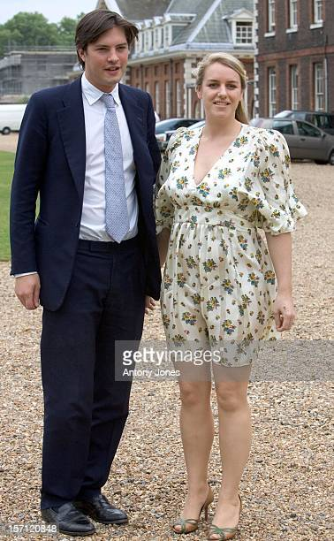 Harry Laura Lopes Attend The Wedding Of Tom Aikens Amber Nuttall At The Royal Hospital Chelsea In London