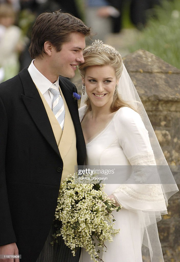 Laura Parker Bowles and Harry Lopes ? Wedding