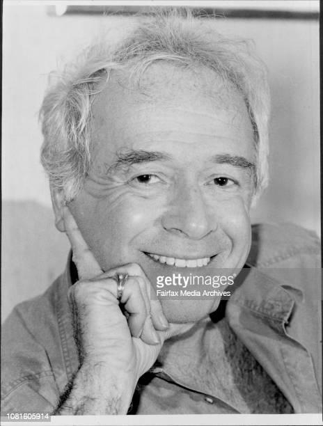 Harry Lorayne author of Memory Power May 6 1986