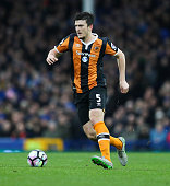 liverpool england harry maguire everton during