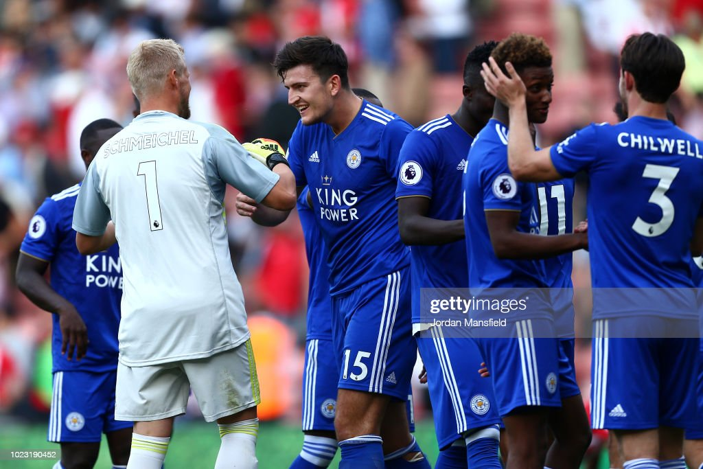 Southampton v Leicester City - Premier League : News Photo
