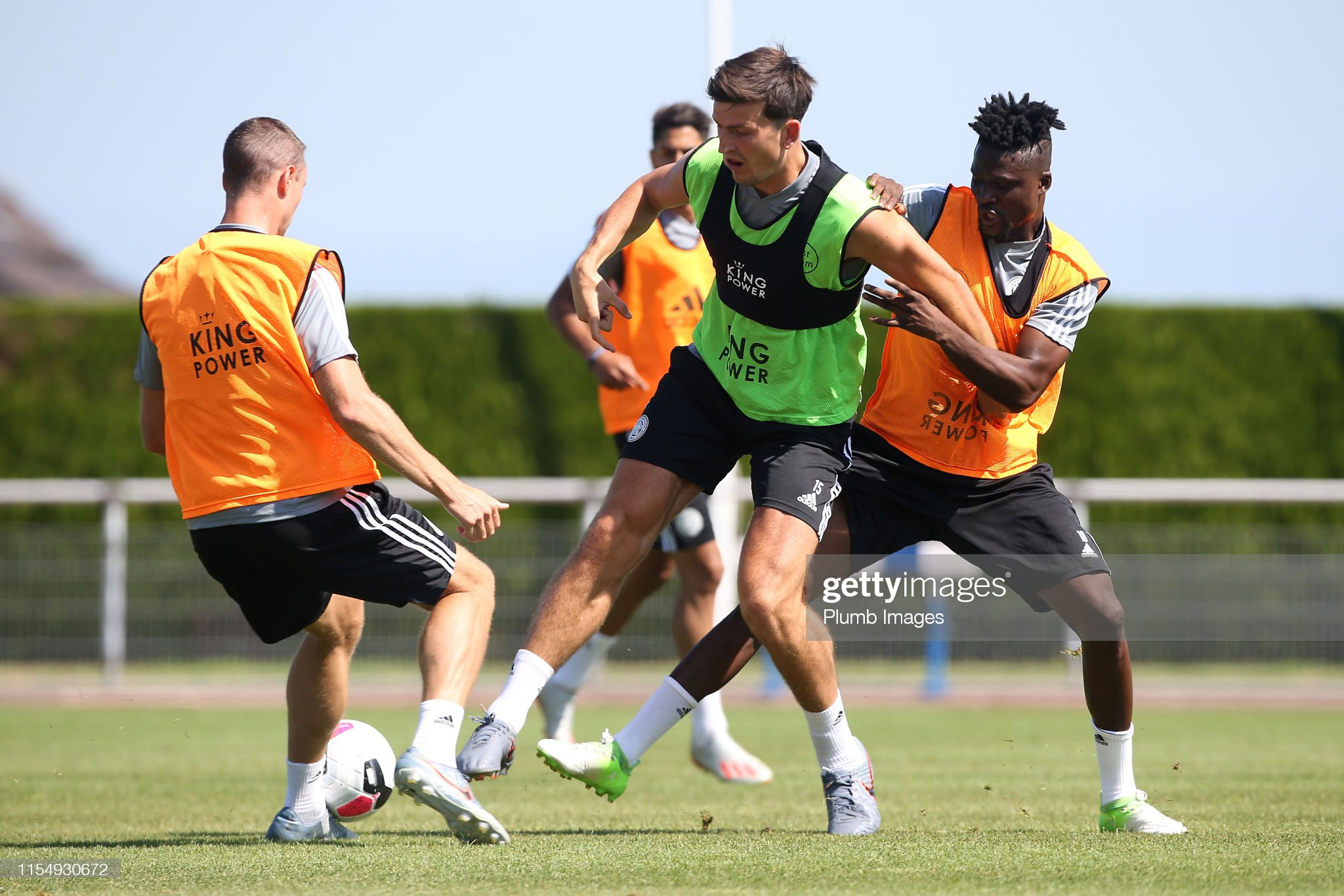 Leicester City Pre-Season Training Camp - Day 3 : News Photo