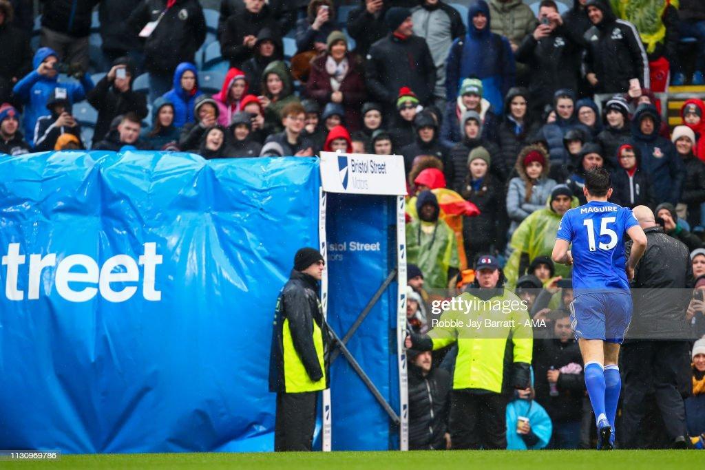 Burnley FC v Leicester City - Premier League : ニュース写真