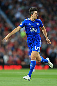 manchester england harry maguire leicester action