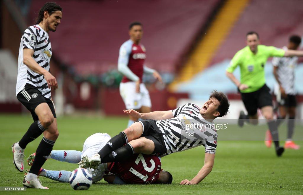 Aston Villa v Manchester United - Premier League : ニュース写真