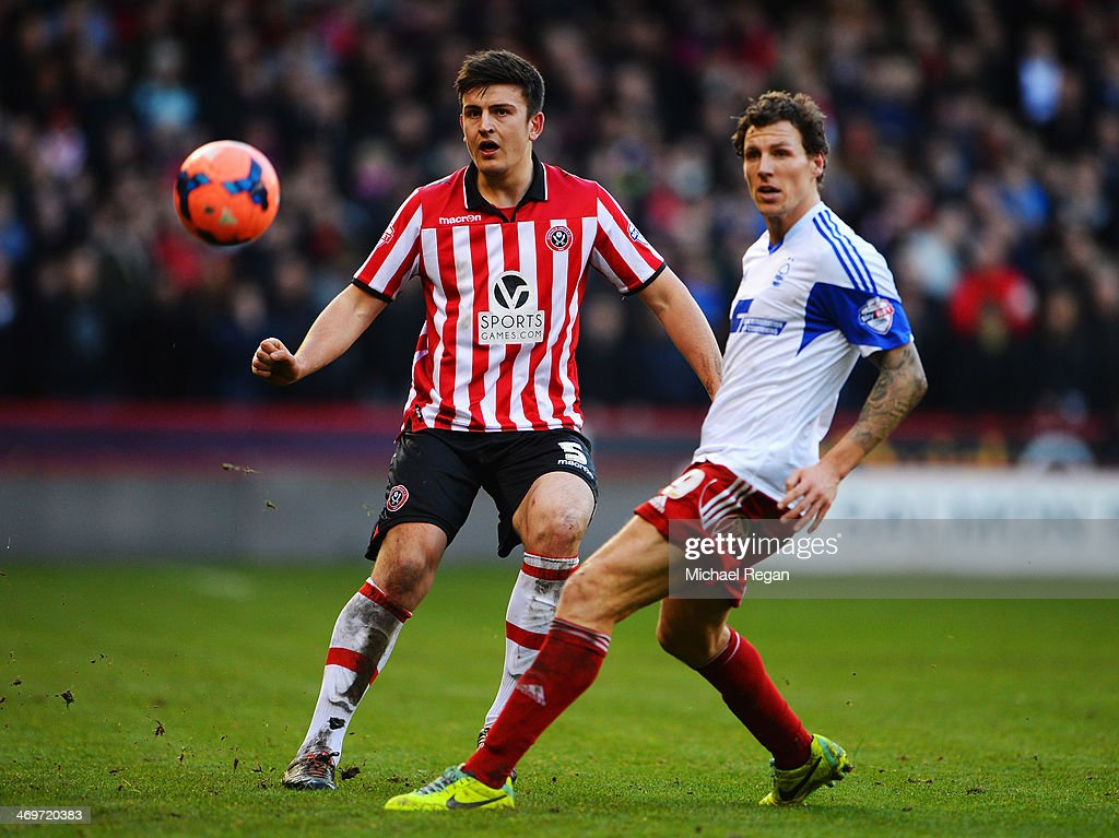 Sheffield United v Nottingham Forest - FA Cup Fifth Round : News Photo