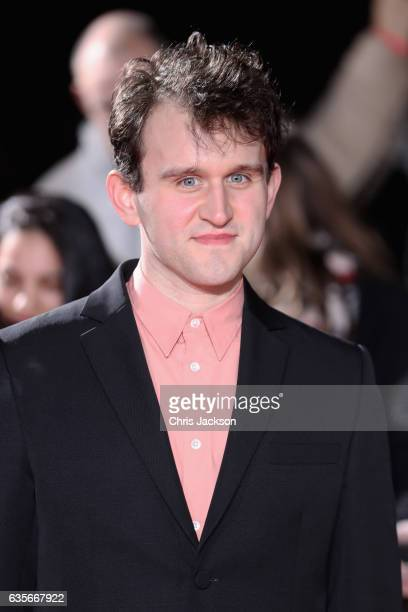 Harry Melling arrives at 'The Lost City of Z' UK premiere at the British Museum on February 16, 2017 in London, United Kingdom.