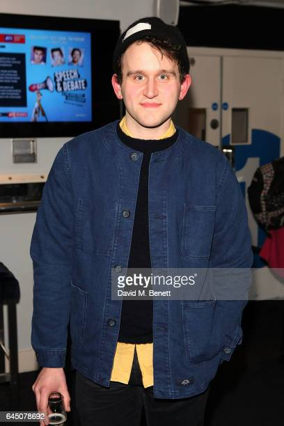 """Harry Melling attends Press Night after party For """"Speech and Debate"""" on February 24, 2017 in London, England."""